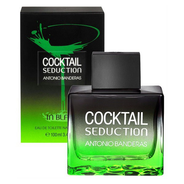 Antonio Banderas Cocktail Seduction in Black